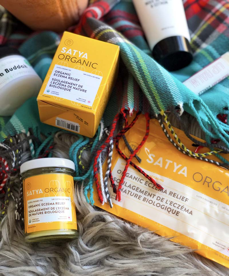 Satya Organic Eczema Cream